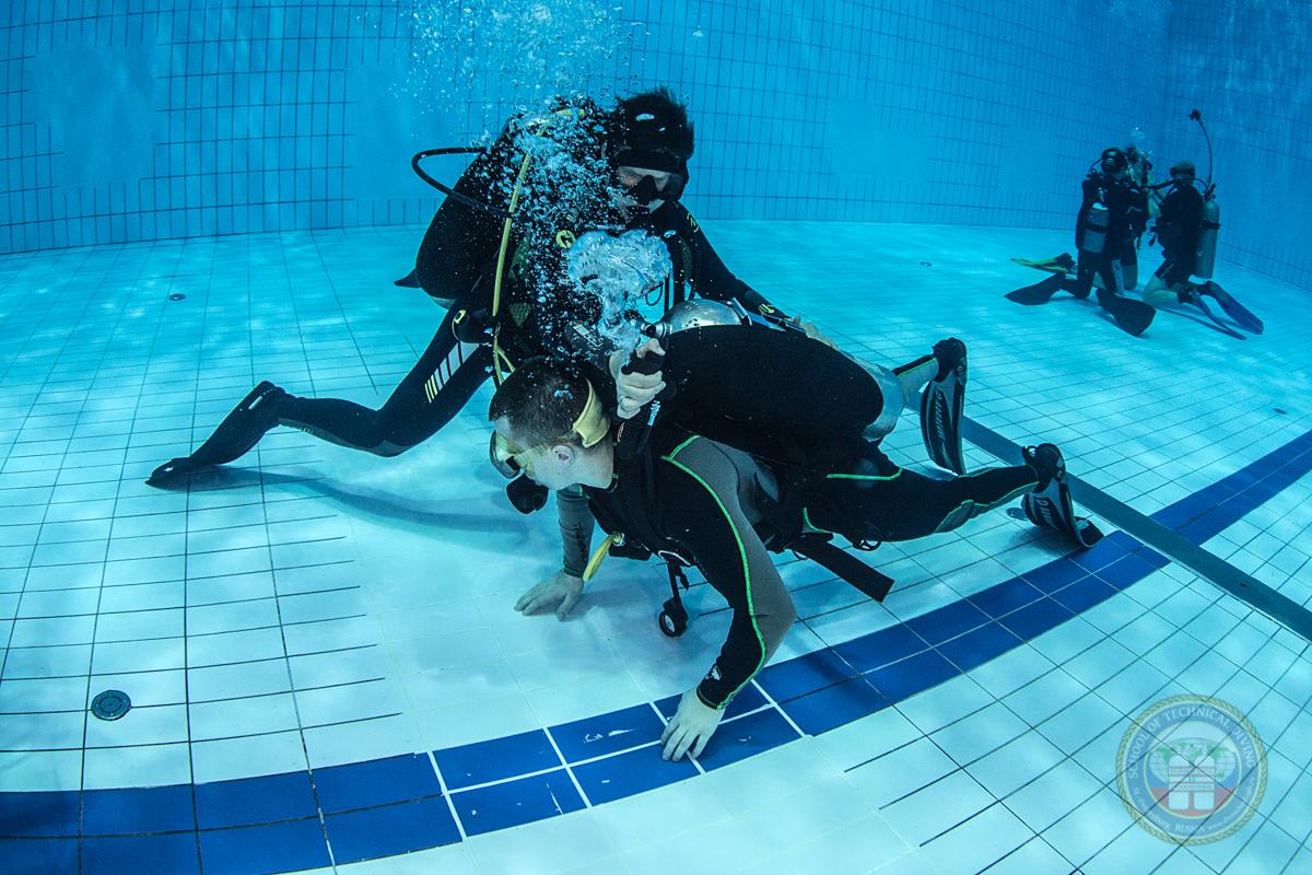 Учебник dive master скачать