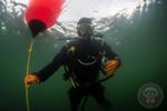 Погода стала прохладнее и термоклин ушёл. На глубине 7-10 метров намного комфортнее….