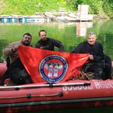 Поздравляю с успешным окончанием курса Deep Diver SDI Игоря Кравцова и Михаила Литвиненко. Нужно отметить, что курс проводился в сухих костюмах при температуре воды +5 градусов на глубине 25м. Начало положено!