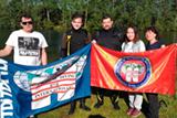 Закончено обучение четвертой группы на открытой воде в п. Шапки Тосненского района.  Поздравляем ребят Настю и Богдана с успешным прохождением курса первоначального обучения и получением сертификата SDI Open Water Scuba Diver.
