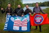 Сегодня в нашем дайверском полку прибыло. Максим и Сергей новые Open Water Divers SDI. Поздравляем с успешным окончанием курса, сдачей экзамена и получением сертификата! Ныряете долго, уверенно и безопасно!