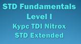 Пройди курс TDI Nitrox STD Extended дистанционно, самостоятельно!