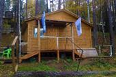 Сегодня Школа Технического Дайвинга была в гостях у клуба «Пилигрим», который находится на территории «Аврора Клуб» на озере «Длинное» п. Поляны Выборгского района.