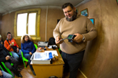 Сегодня в нашей школе прошел семинар по Подводной навигации. В очередной раз выражаем нашу огромную благодарность Александру Носову и ДЦ «Пилигрим» на базе которого проходил семинар под руководством IT TDI/SDI Кравчука Сергея.