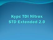 Вышла обновленная версия курса TDI Nitrox STD Extended 2.0