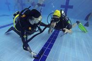 Впереди майские праздники, отпуска и поездки в жаркие страны. Мы начали курс SDI Open Water Diver, а желающие поехать с нами 12 июня нырять в Баренцево море по неприлично низкой стоимости….