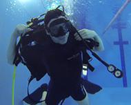 Курс Dive Maser SDI в полном разгаре. Изучаем комплекс обязательных упражнений для закрытой воды…
