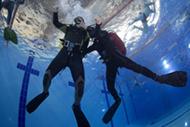 Спасатель – звучит гордо. Resque Diver- это всегда круто! Каждый Dive Master должен быть спасателем.