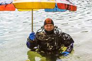 Сегодня прошел зачет по теории и заключительные тренировки на мелкой воде по курсу Intro to Tech STDE