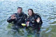 Вернувшись из поездки на Баренцево море мы приступаем к постоянной работе на учебно-тренировочной базе Школы технического дайвинга в ДЦ Пилигрим в Аврора Клуб.